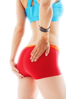 Hip and bum pain